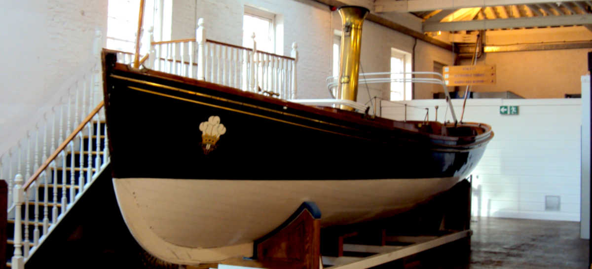 Osbourne - Steam Pinnace (Cutter)