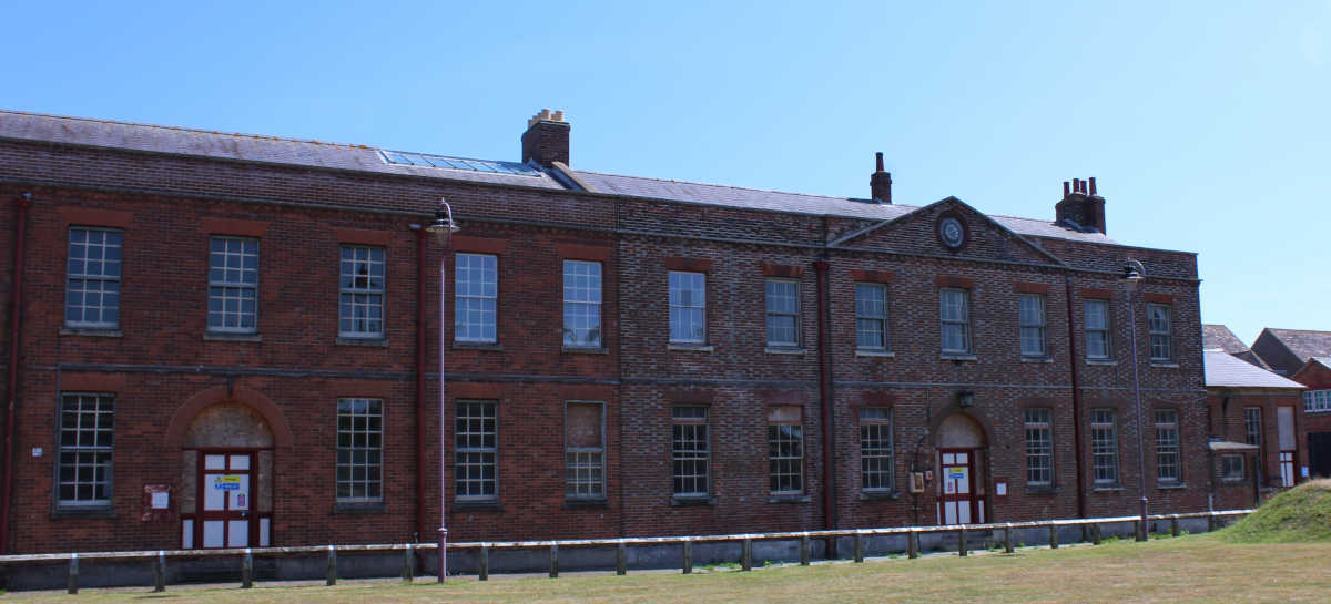 Depot Offices & Storehouse